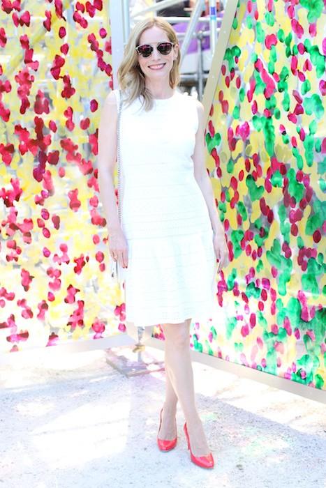 lucie de la falaise Dior Fashiondailymag