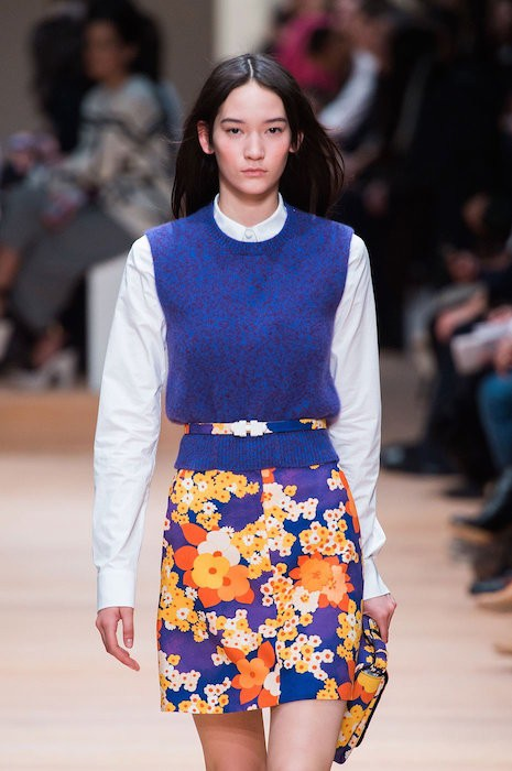 Carven Floral FashionDailyMag 5