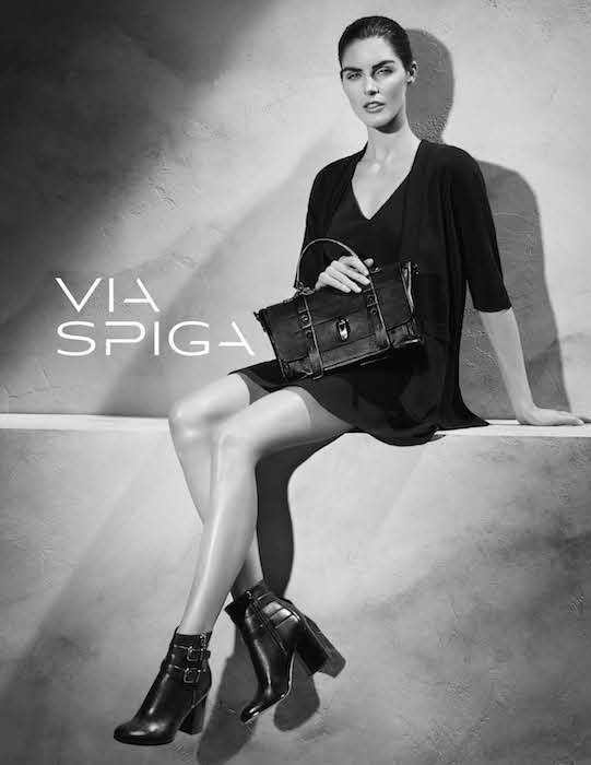Hilary Rhoda VIA SPIGA FashionDailyMag 2