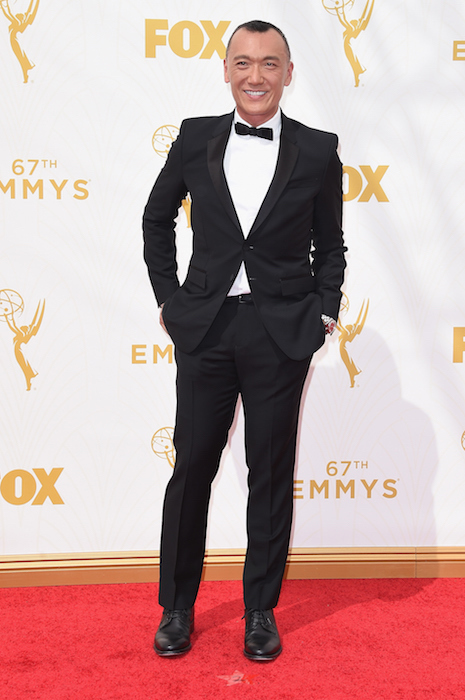 JOE ZEE 67th Annual Primetime Emmy Awards - Arrivals