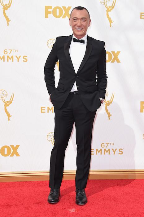 JOE ZEE 67th Annual Primetime Emmy Awards - Arrivals