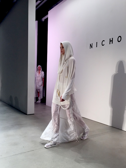 nicholas k ss16 nyfw brigitte segura FashionDailyMag
