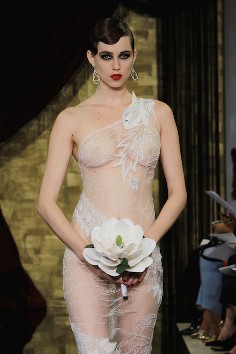 THEIA BRIDAL FALL 2016 FashionDailyMag khaleesi