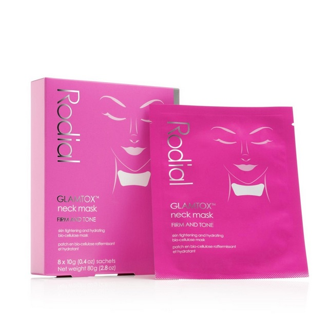 RODIAL NECK MASK fashiondailymag beauty masks