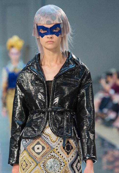 MAISON MARGIELA COUTURE FW15 fashiondailymag 10