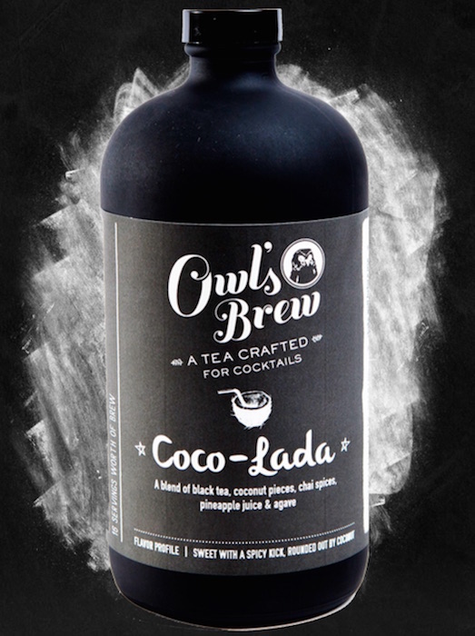 OWLS BREW tea COCO LADA hostess gifts