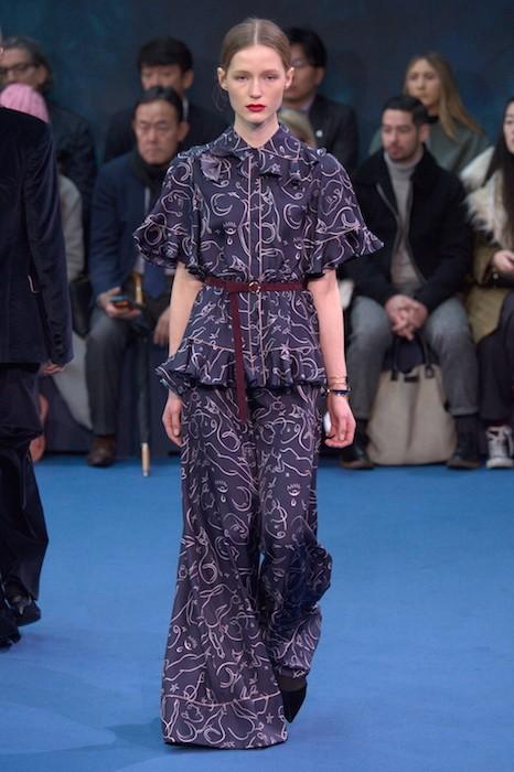 ROKSANDA FW16 LFW fashiondailymag 14