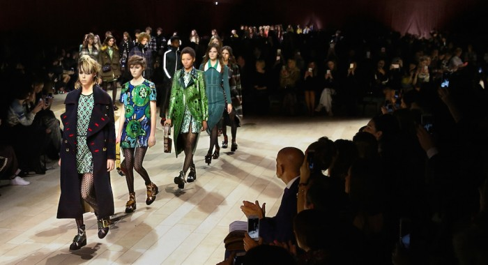 Burberry Womenswear February 2016 Show Finale_003