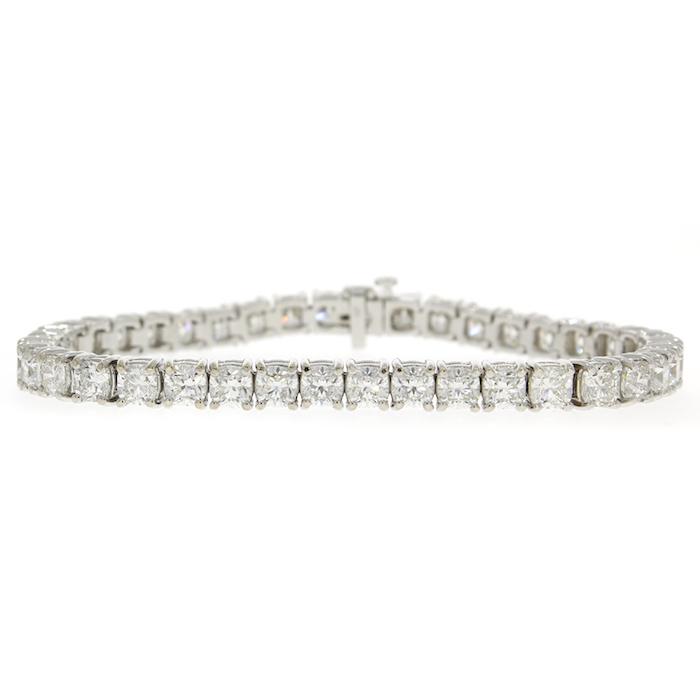 Forevermark by Natalie K Diamond Tennis Bracelet