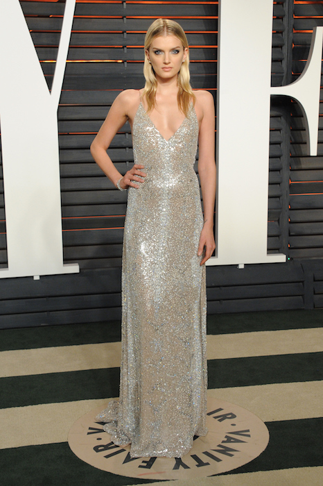 lily donaldson 2016 Vanity Fair Oscar Party Hosted By Graydon Carter