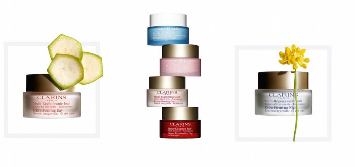 SKINCARE for 30s 40s 50s clarins FashionDailyMag