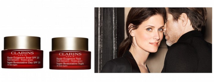 SKINCARE for 50s clarins FashionDailyMag