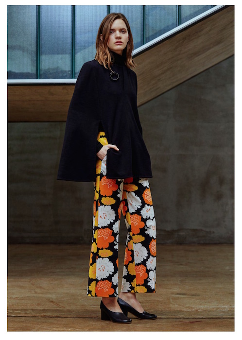 FLOWERS for fall at MARIMEKKO 9
