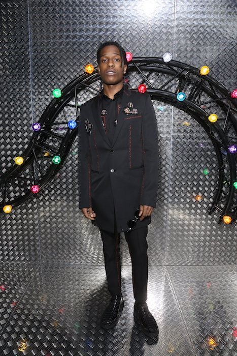 A$AP ROCKY Paris Fashion Week - Menswear Spring/Summer 2017