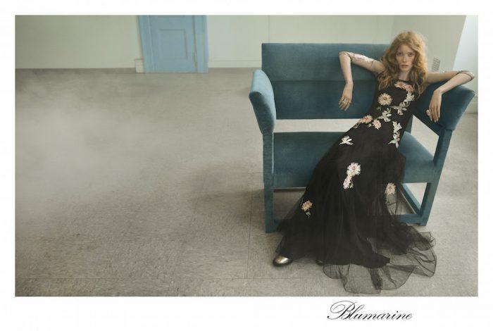 Blumarine fw16-17 campaign inez & vinoodh FashionDailyMag 1b