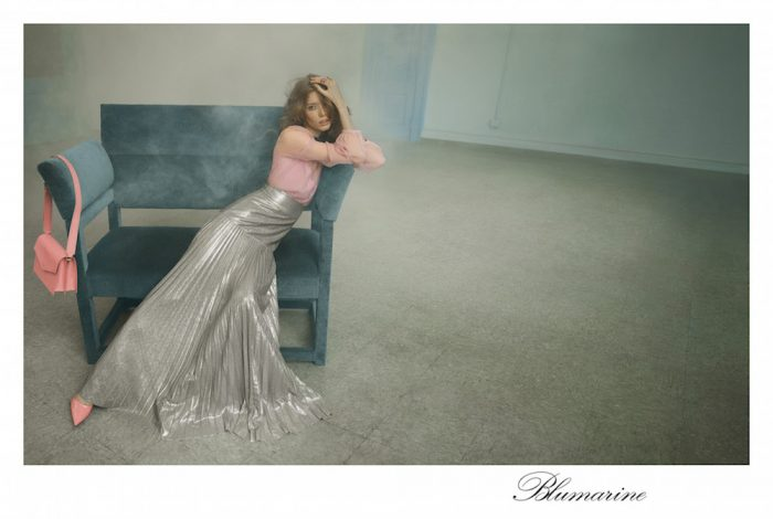 Blumarine fw16-17 campaign inez & vinoodh FashionDailyMag 4