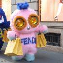 FENDIRUMI popup at Harrods