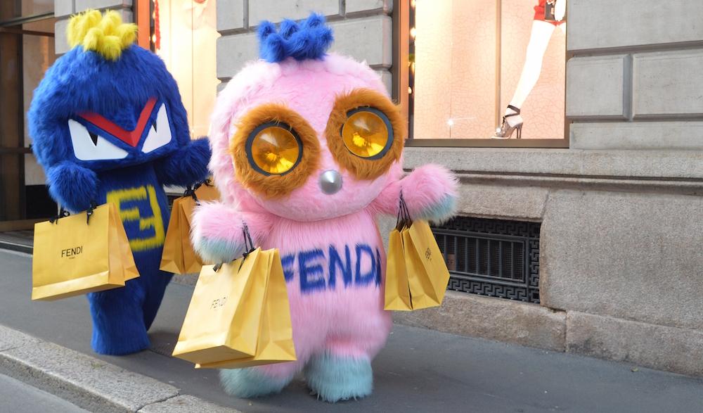FENDIRUMI shopping Fendi milan FashionDailyMag 2