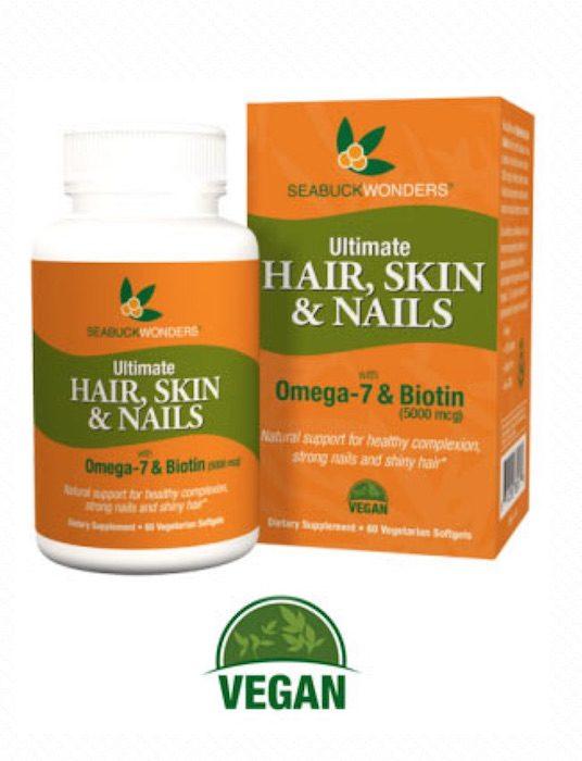 ULTIMATE HAIR SKIN NAILS SEABUCK WONDERS FASHIONDAILYMAG