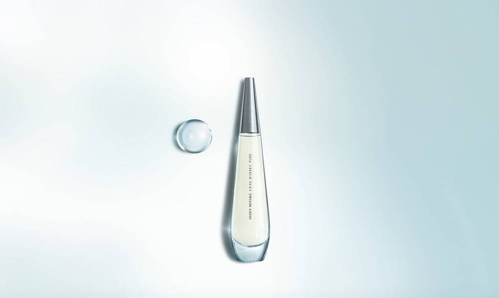 l'eau d'issey pure new fashiondailymag