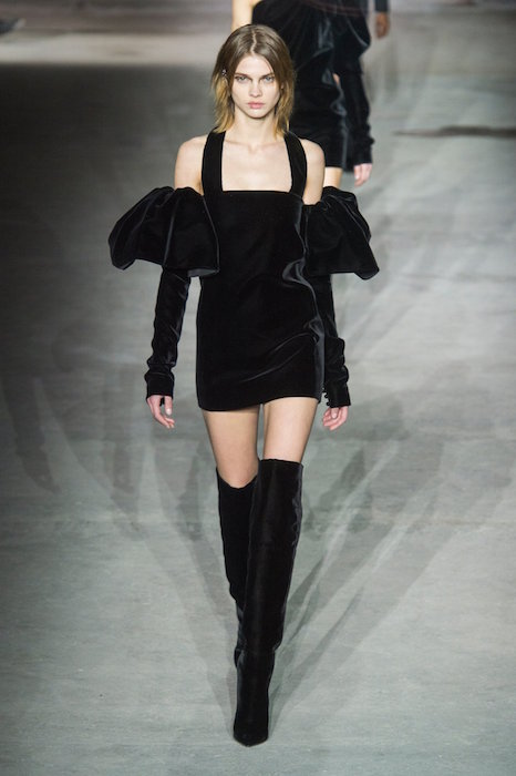 SAINT LAURENT FW17 PFW FASHIONDAILYMAG 119