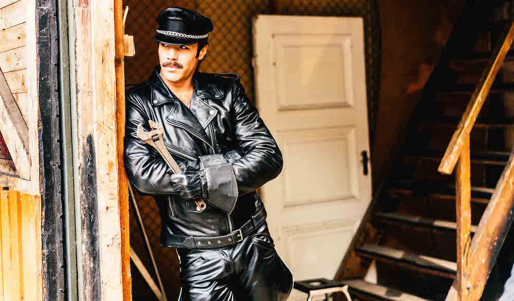 Tom Of Finland 3 flip TRIBECA FILM FESTIVAL FASHIONDAILYMAG 3