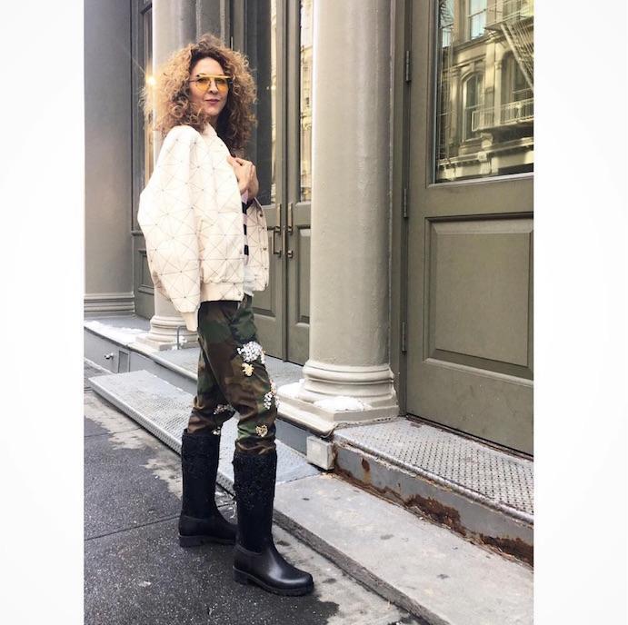 brigitte segura henrik vibskov x gentlemonster FashionDailyMag nyfw fw17