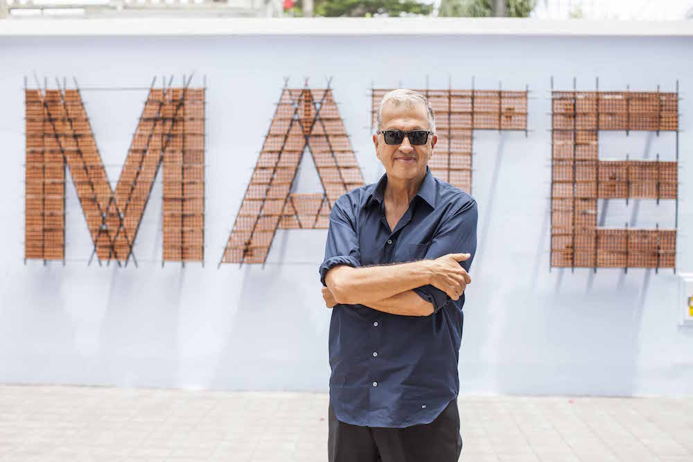 Mario Testino at Museo MATE, Lima, Peru by Santiago Barco