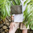 patterned romance: Ona Villier bags