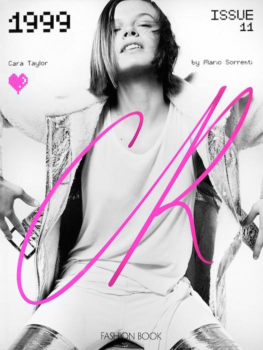 Cara Taylor by Mario Sorrenti CR Fashion Book 11