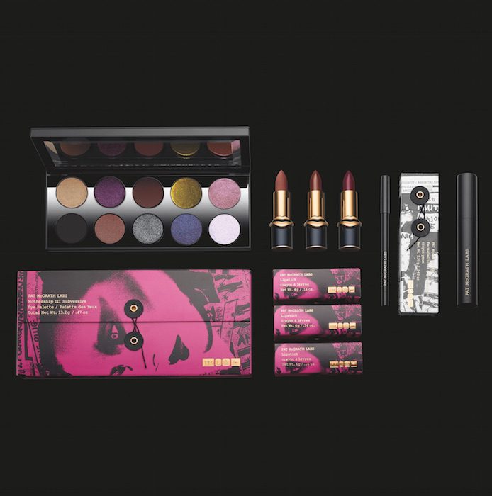 pat mcgrath PMG unlimited launch FashionDailyMag