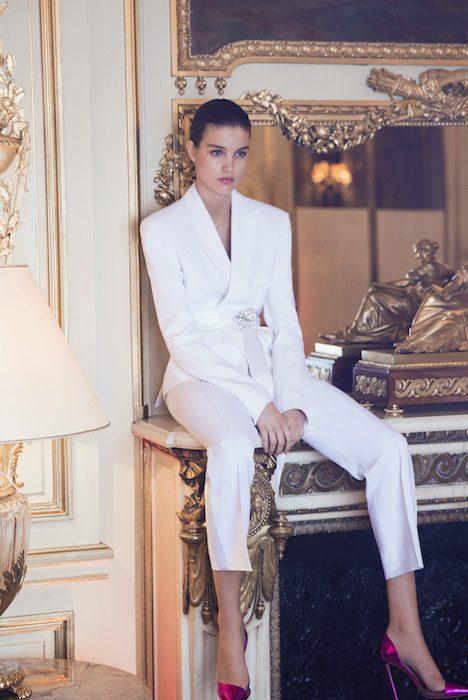 ALEXANDRE VAUTHIER SS18 PARIS FASHION WEEK fashiondailymag 11