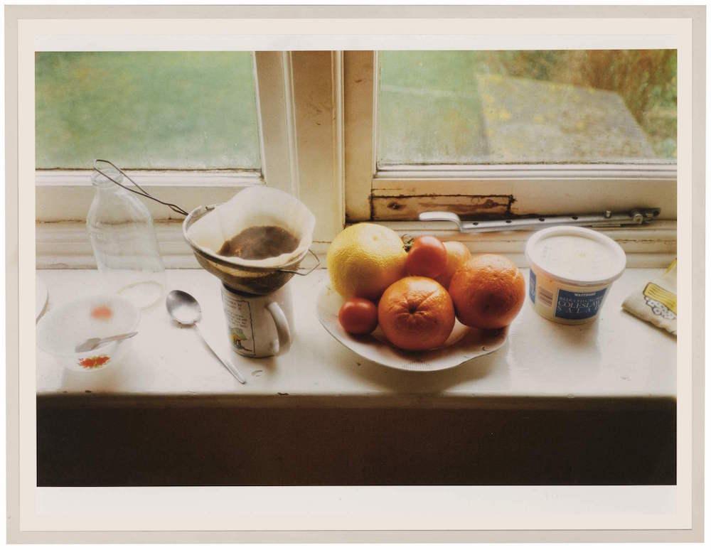 Wolfgang Tillmans, Still Life Talbot Rd., 1991, c-print, £6,000 -8,000