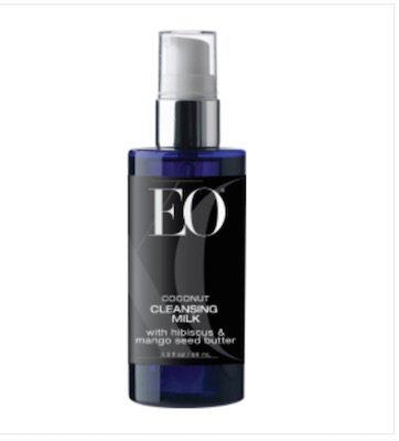 EO COCONUT CLEANSING MILK SUMMER SKIN CARE FASHIONDAILYMAG