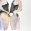 ARTSY: FAHREN FEINGOLD watercolors