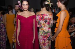 FLOWER PARTY at CHIARA BONI la petite robe