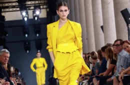 MILAN FASHION: MAXMARA SPRING 2019 HIGHLIGHTS
