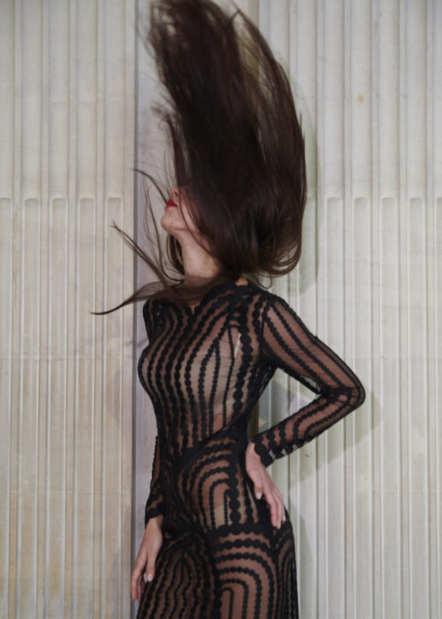 KATRINE.K__DSC0141 PARIS FASHION WEEK SS19 ISABELLE GROSSE X Fashiondailymag 1