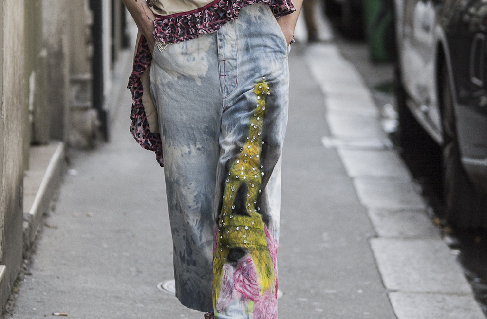 LOOK26 b NEITH NYER PARIS FASHION WEEK SS19 Fashiondailymag bleumode