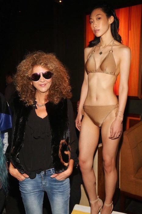 brigitte segura LADYSHIP swimwear ss19 nyfw fashiondailymag copy
