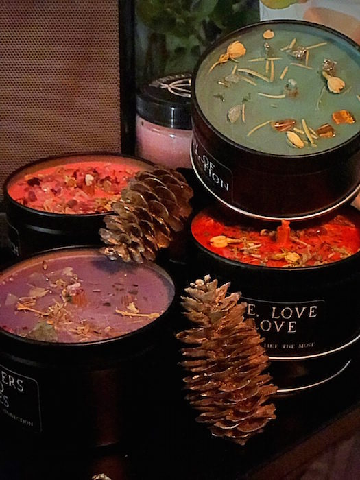 HOLIDAY CANDLE MOOD REBELS and outlaws thompson chemists x fashiondailymag 3