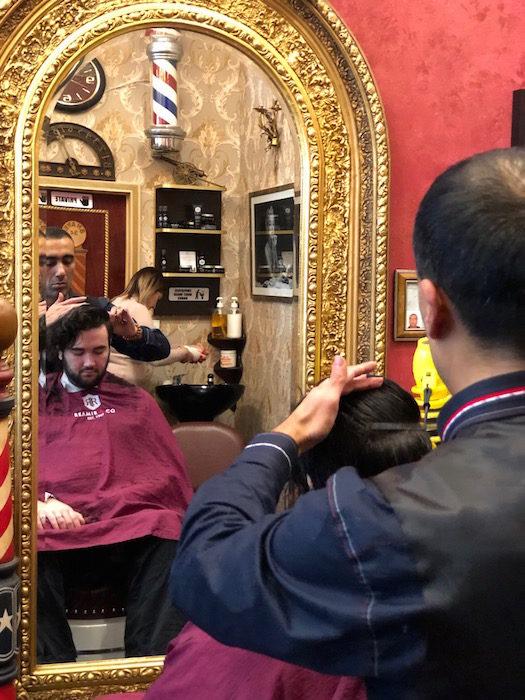 NYC BARBERSHOP MUSEUM PH BRIGITTE SEGURA fashiondailymag 2018