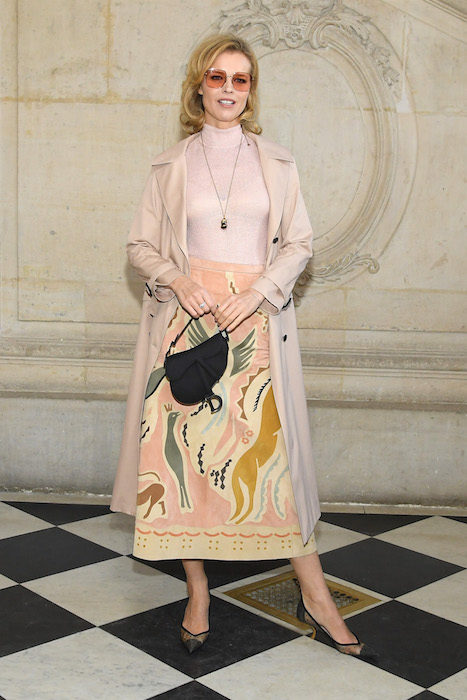 Christian Dior PHOTOCALL COUTURE SS19 PARIS fashion daily mag