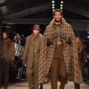 the textured gentleman at JOSEPH ABBOUD fall 2019