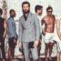 PETA collaborates with STEPHEN F menswear on runway