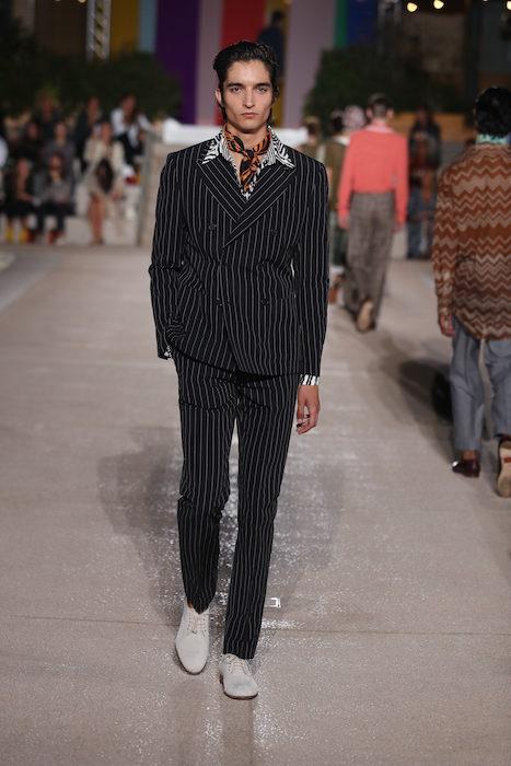missoni menswear feature ss20 MFW FashionDailyMag Brigitteseguracurator