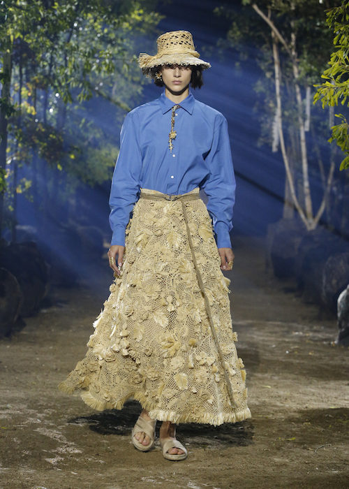 DIOR_SPRING-SUMMER_2020_LOOK_4 FashionDailyMag Brigitteseguracurator