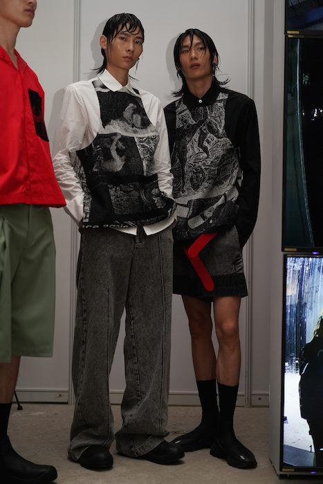 XIMON LEE SS20 SHANGHAI BACKSTAGE faves FashionDailyMag Brigitteseguracurator 45