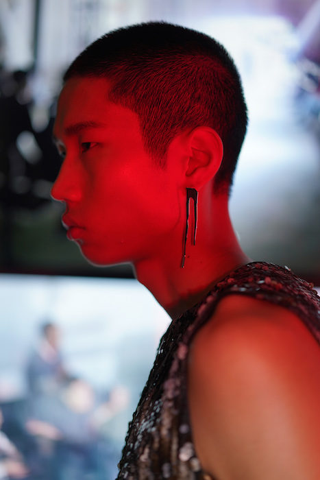 XIMON LEE SS20 SHANGHAI BACKSTAGE faves FashionDailyMag Brigitteseguracurator 67