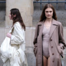 PARIS PARIS… Lemaire layers behind the scenes